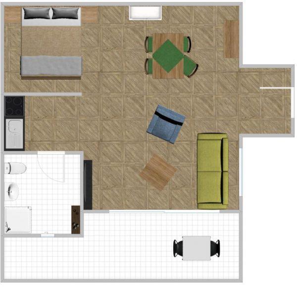 Finca-Las-Toscas-Casa-Studio-Grundriss